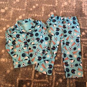 Carter's Toddler Boys pajama set size 3T